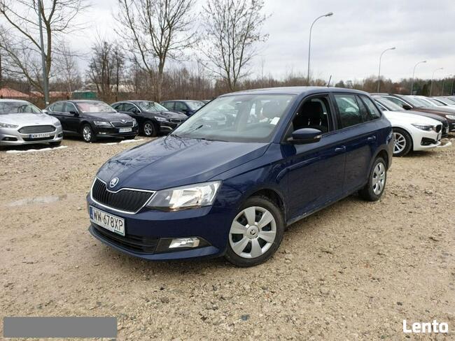 Škoda Fabia 1.4 TDI 105KM Ambition Kombi Salon PL Piaseczno - zdjęcie 2