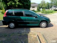 Peugeot 206 SW 1,4 Benzyna stan dobry bez wkladu finasowego Polecam Chodzież - zdjęcie 2