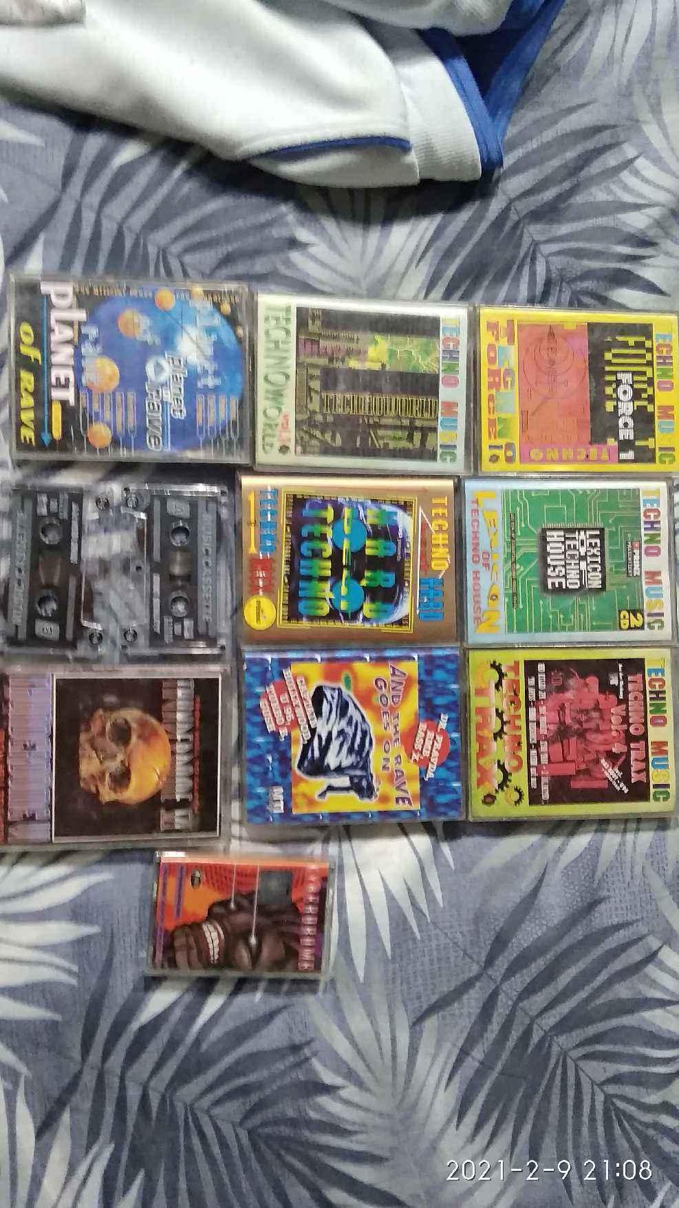 Kupię kasety techno Częstochowa - zdjęcie 3