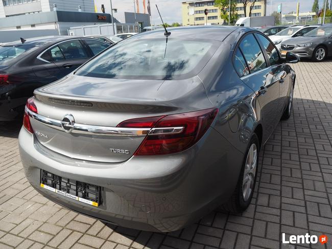 Opel Insignia 1,6T 170 KM sedan, Automatyczna skrzynia biegów Gdańsk - zdjęcie 3