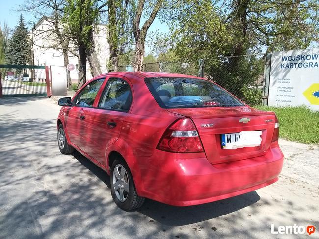 Chevrolet Aveo -Warszawa Targówek - zdjęcie 3