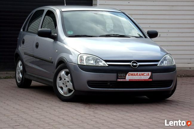 Opel Corsa Klimatyzacja /  N JOY / I właściciel / 1,2 / 75KM Mikołów - zdjęcie 3