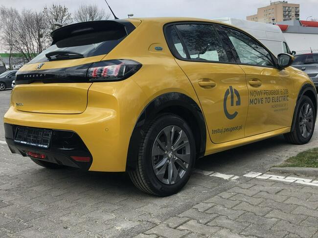 Peugeot 208 elektryk , super cena ,auto demonstracyjne Łódź - zdjęcie 4