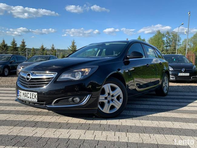 Opel Insignia Benzyna, Navigacja, Zarejestrowany, Gwarancja! Kamienna Góra - zdjęcie 2