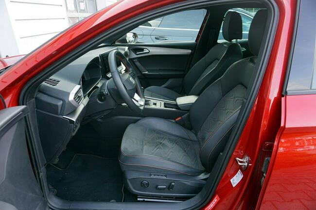 Seat Leon 1.5 TSI 150KM FR Salon Polska 1wł Łódź - zdjęcie 10