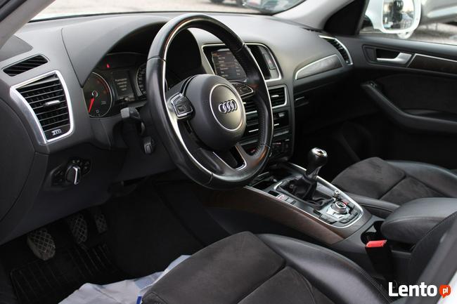 Audi Q5 F-Vat,Gwarancja,Sal.PL,Navi,Skóra Warszawa - zdjęcie 7