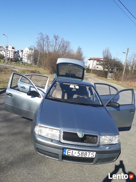 Skoda Octavia zarejestrowana jako ciężarowy Gaz Silnik 101ps Górna - zdjęcie 2