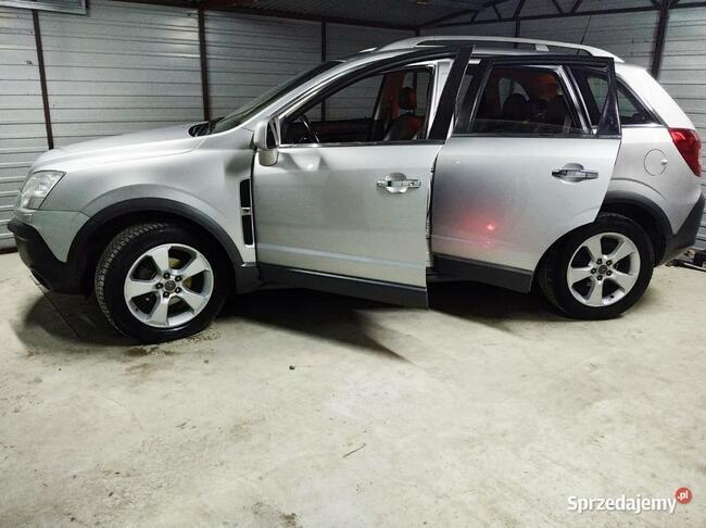 Opel Antara 2.0 CDTI 150KM SKÓRY*NAVI*XENON*4X4 Radom - zdjęcie 5