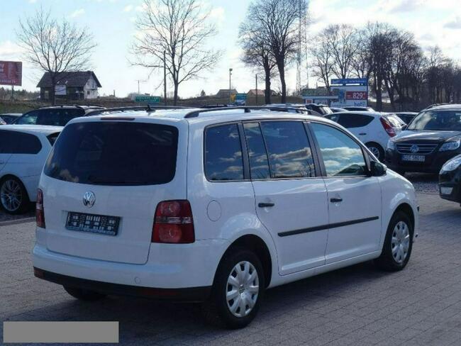 Volkswagen Touran 1.4TSI 140KM Serwis Bezwypadkowy Szyberdach Opłacony Kościerzyna - zdjęcie 9