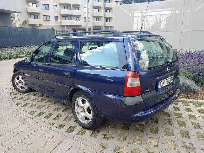 Opel Vectra B 1.6 benz // Klima // Alu // NOWY PRZEGLĄD Psie Pole - zdjęcie 10