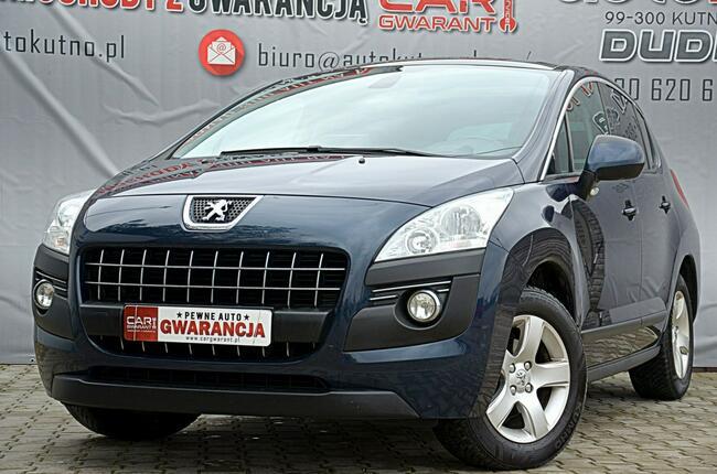 Peugeot 3008 1,6 HDI Gwarancja Raty Zamiana Opłacony Kutno - zdjęcie 3