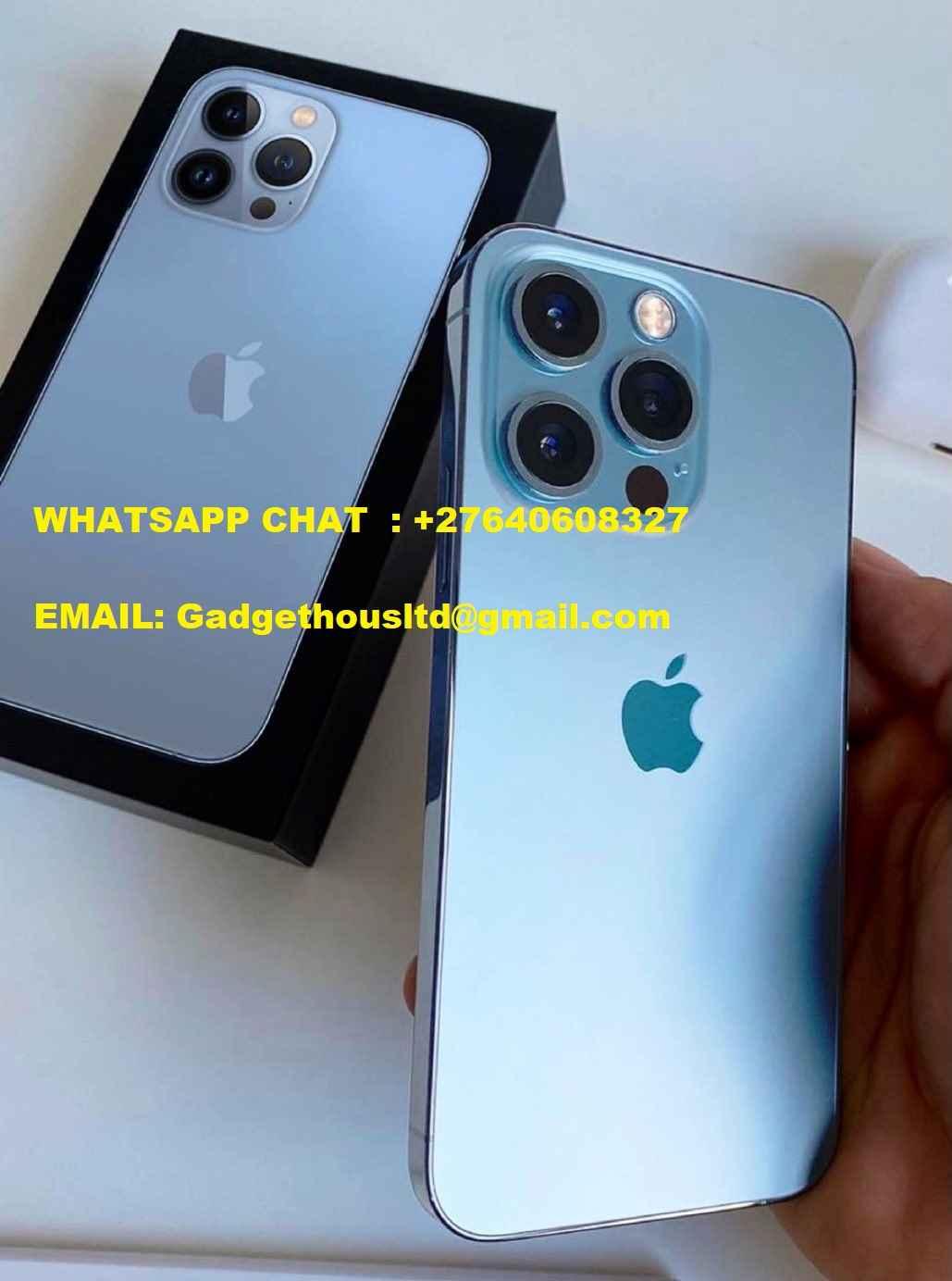 Nowe Apple iPhone 13 Pro i iPhone 13 Pro Max 128GB/ 256GB / 512GB/ 1TB Mokotów - zdjęcie 4