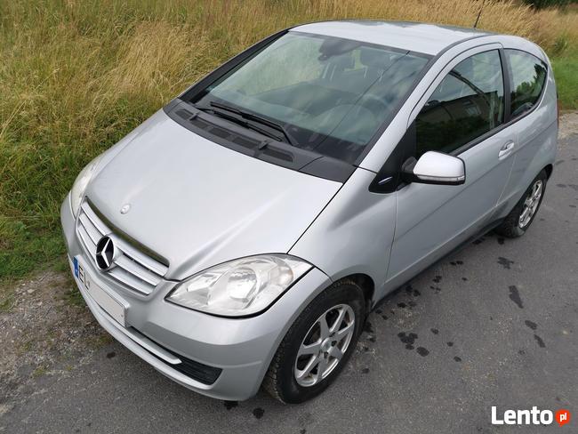 Ekonomiczny Mercedes Klasa A, nowy przegląd ważny rok + OC, Bałuty - zdjęcie 2