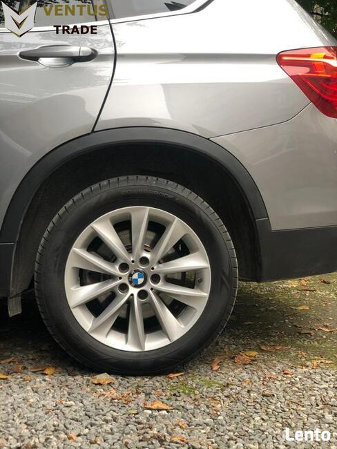 BMW X3 30D XDrive XLine 2017 (23% VAT) Kłodzko - zdjęcie 8