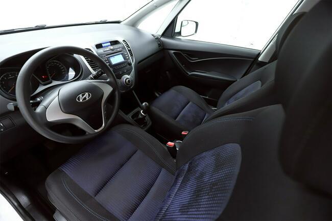 Hyundai ix20 DARMOWA DOSTAWA Klimatyzacja, Hist.serwisowa Warszawa - zdjęcie 12