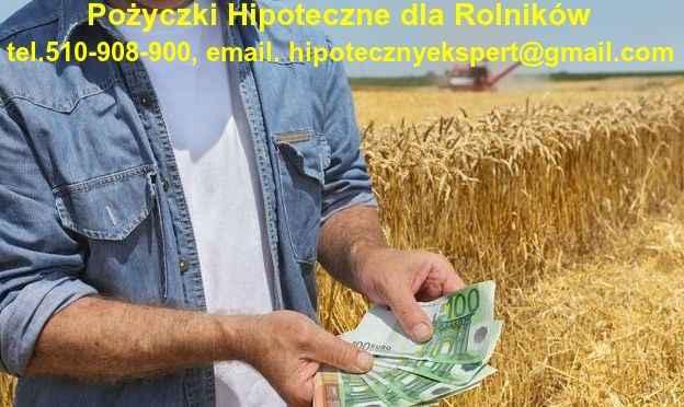 Informacja Dla Firm i Rolników Poszukujących Pożyczki Hipotecznej Bemowo - zdjęcie 1