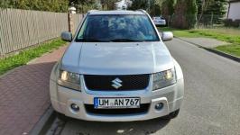 Suzuki Grand Vitara 1.9 Diesel 4x4 Klimatronic Navi Szyberdach Błonie - zdjęcie 4