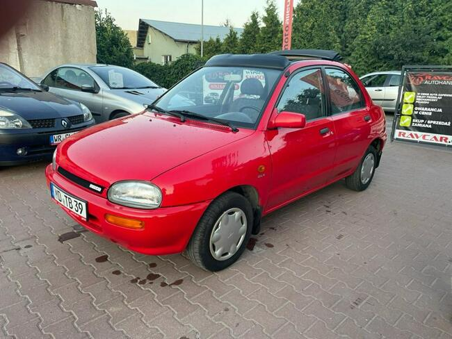 Mazda 121 / 1.3 benzyna / Gwarancja GetHelp / Opłacony Świebodzin - zdjęcie 2