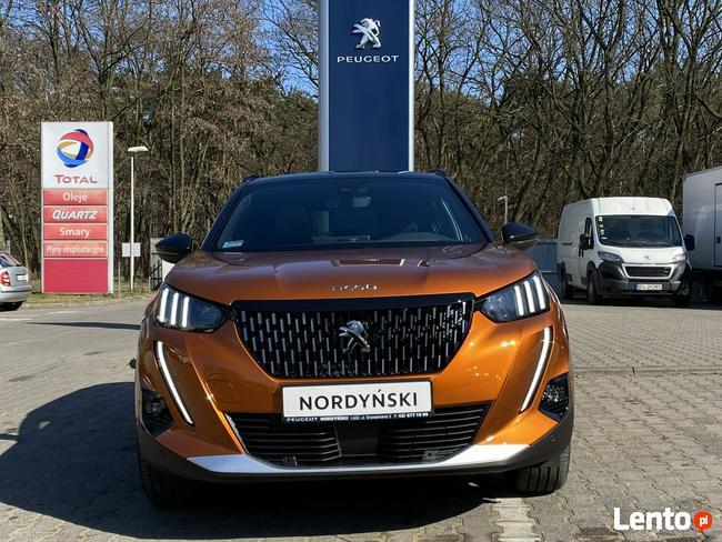 Peugeot 2008 Gt +  automat nowy model Łódź - zdjęcie 8