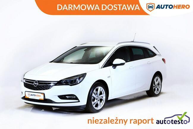 Opel Astra DARMOWA DOSTAWA, Navi, Klimatyzacja, PDC, I właściciel Warszawa - zdjęcie 1