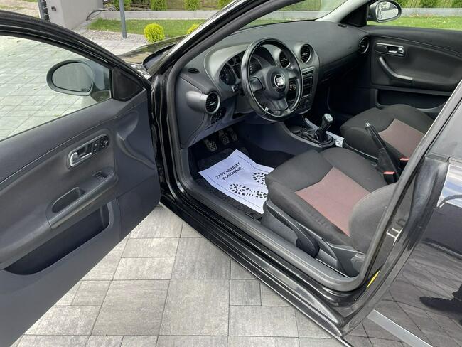 Seat Ibiza super stan z Niemiec klima benzyna Rzeszów - zdjęcie 10