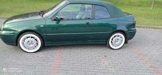 Volkswagen Golf 4 Cabrio 1,6 benzyna Zielona Góra - zdjęcie 7