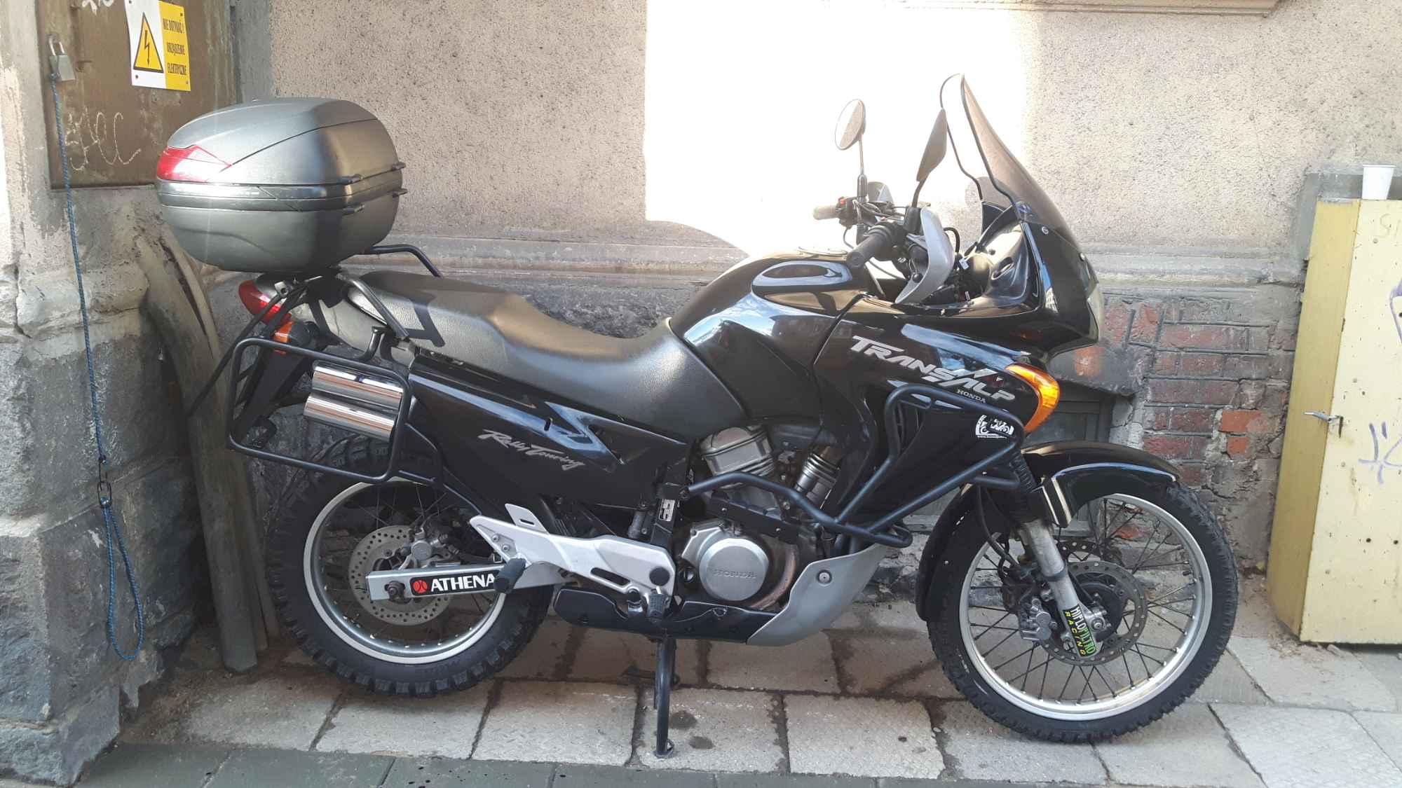 Sprzedam Honde XL650V Transalp Olsztyn - zdjęcie 2