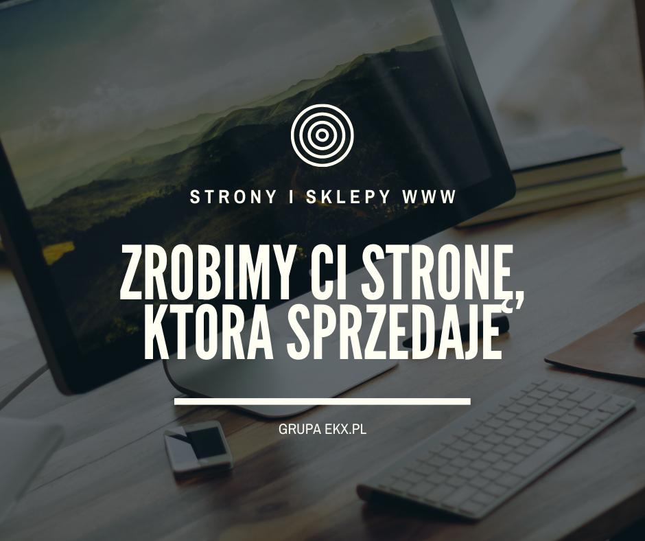 Strona Internetowa za 350 zł - strony internetowe dla firm Olkusz - zdjęcie 1