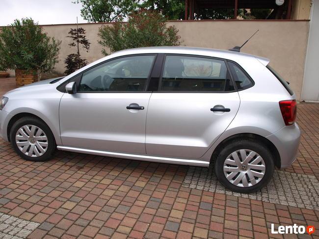 VW Polo 1.2 TDi 5 drzwi srebrny met  klima  2012 / 2013r Kalisz - zdjęcie 1