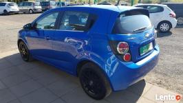 Chevrolet Aveo Lipiany - zdjęcie 4
