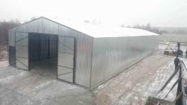 Garaże blaszane, blaszaki, schowki budowlane, kojce,wiaty, hale. Szczecin - zdjęcie 1
