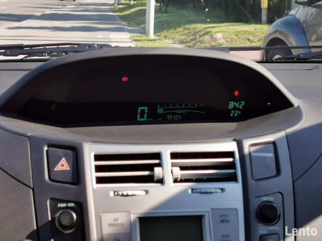 Toyota Yaris 1.3 B 87 KM Jedyne 95 tys. km 1 właściciel Rzeszów - zdjęcie 6