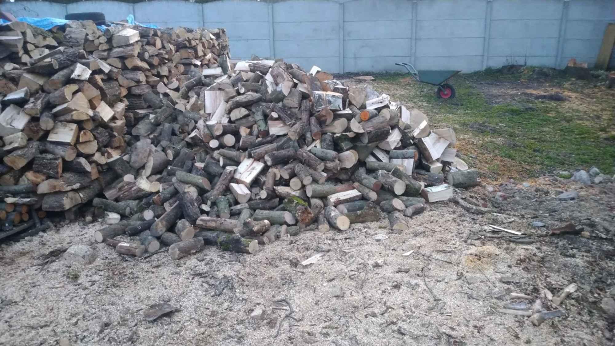 Drewno opałowe Podrzewie - zdjęcie 1