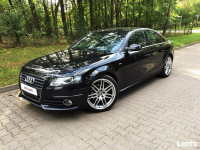 Audi A4 2.0 turbo  211km s-line  quattro xenon skóra alu top Bugaj - zdjęcie 2