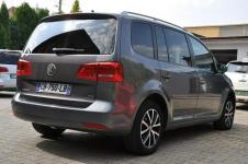 Volkswagen Touran 1,6TDI Nawi  Alum Gwarancja Zabrze - zdjęcie 7