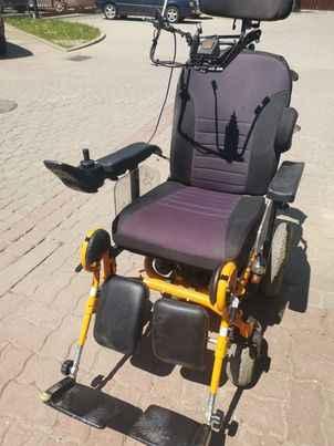 Wozek elektryczny inwalidzki Krosno - zdjęcie 3