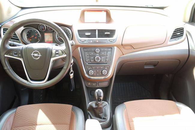 Opel Mokka 1.4 140KM. Krajowy. I właściciel Częstochowa - zdjęcie 5