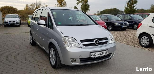 Opel Meriva Klima ! Niski przebieg Chełmno - zdjęcie 2