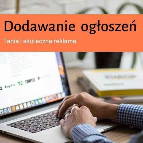 Zamieszczanie ogłoszeń na portalach ogłoszeniowych. Szczecin - zdjęcie 1