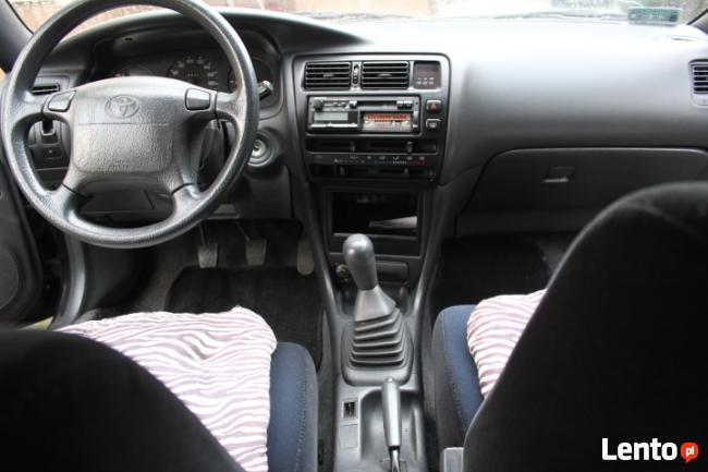 Toyota Corolla 2.0d 1997r. Tomaszów Lubelski - zdjęcie 7