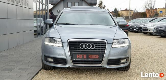 Audi A6 Opłacony*2xS-Line*Quattro*LED*Navi Chełm Śląski - zdjęcie 4