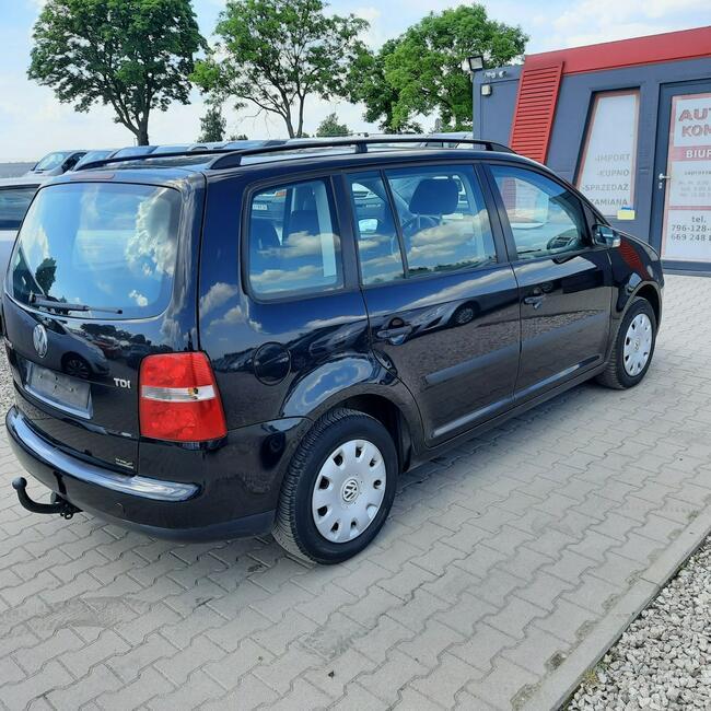 Volkswagen Touran Kutno - zdjęcie 5