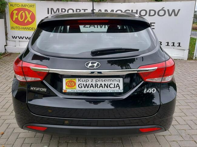Hyundai i40 1.6 GDI benzyna 135 KM / serwis aso /  gwarancja Olsztyn - zdjęcie 6