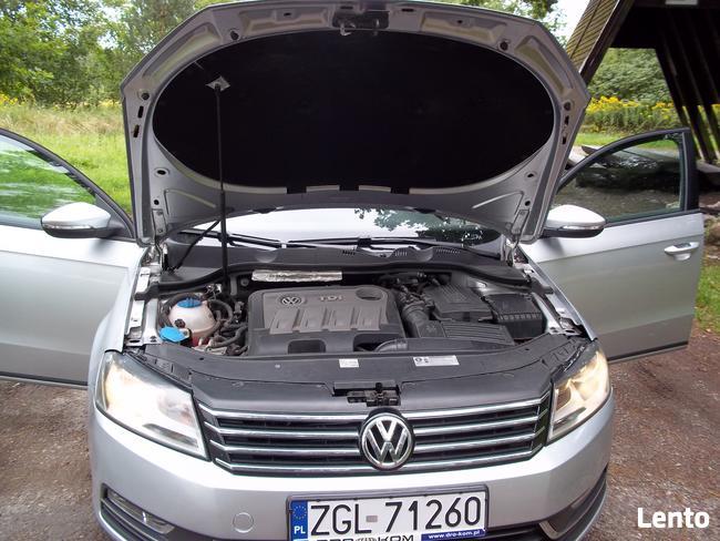 2013 Volkswagen Passat serwisowany 131 tys km Goleniów - zdjęcie 8