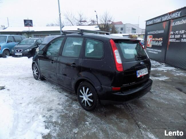 Ford C-Max !!!Targówek!!! 2.0 Diesel, 2003 rok produkcji! KOMIS TYSIAK Warszawa - zdjęcie 3
