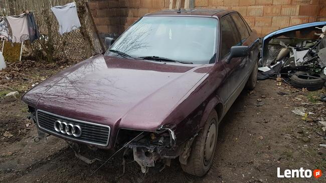 Audi 80 części Warszawa - zdjęcie 2