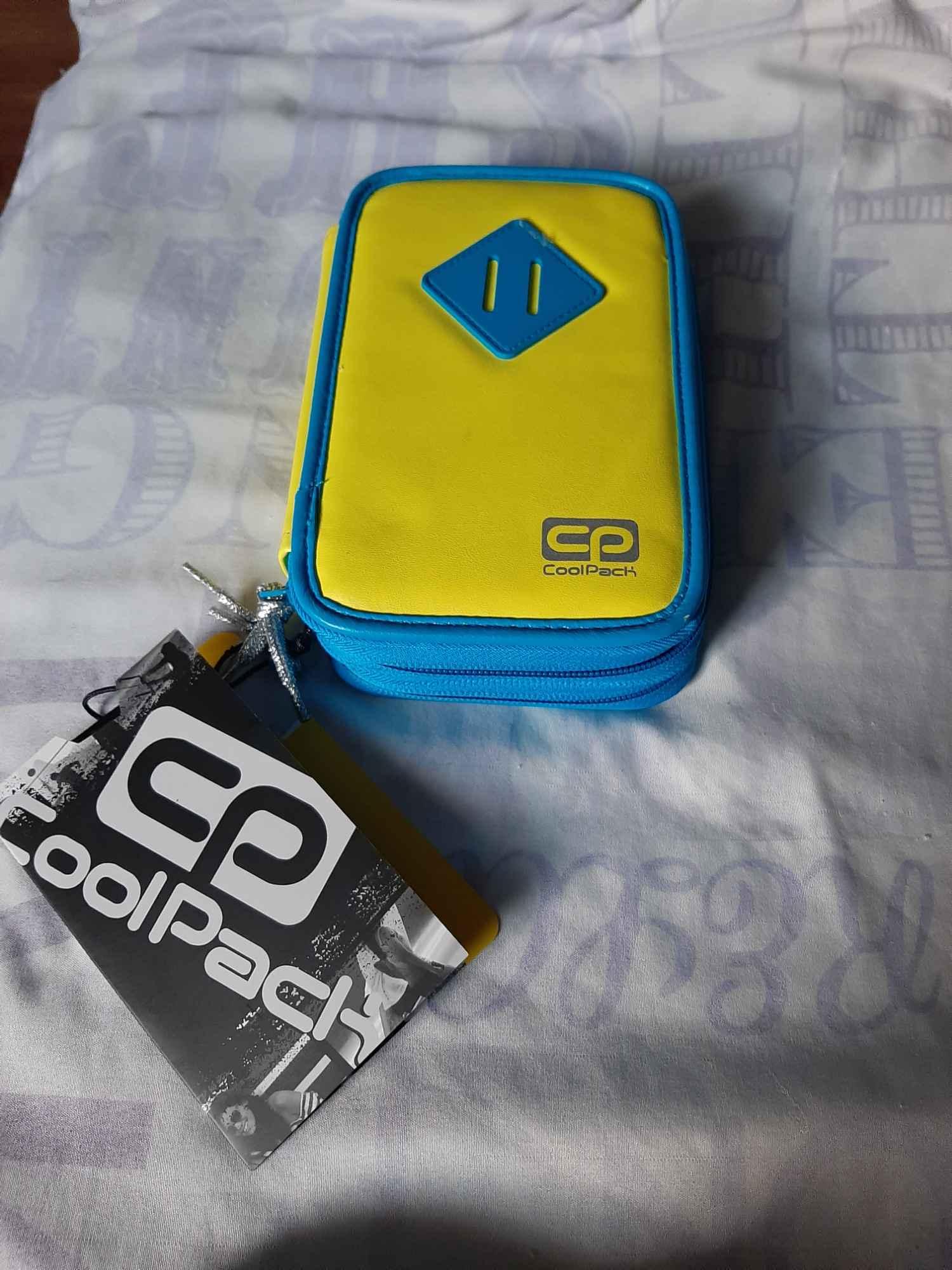 Piórnik nowy cool pack Zabrze - zdjęcie 1