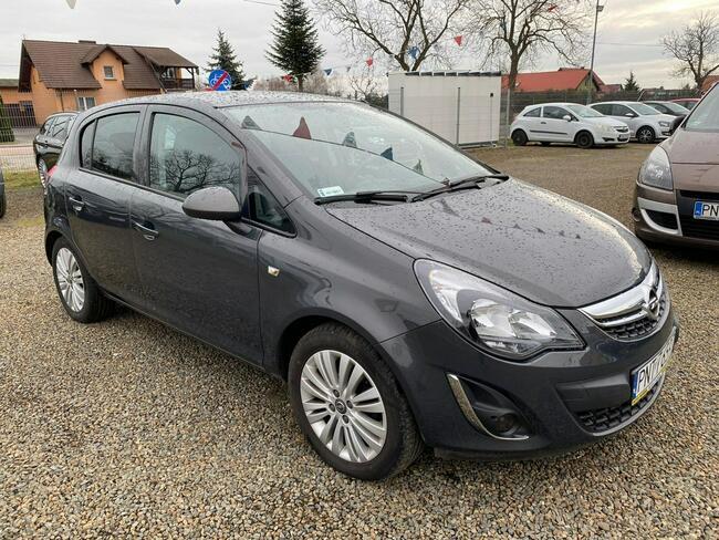 Opel Corsa Zarejestrowany, klima, gaz LPG! Zbąszyń - zdjęcie 5
