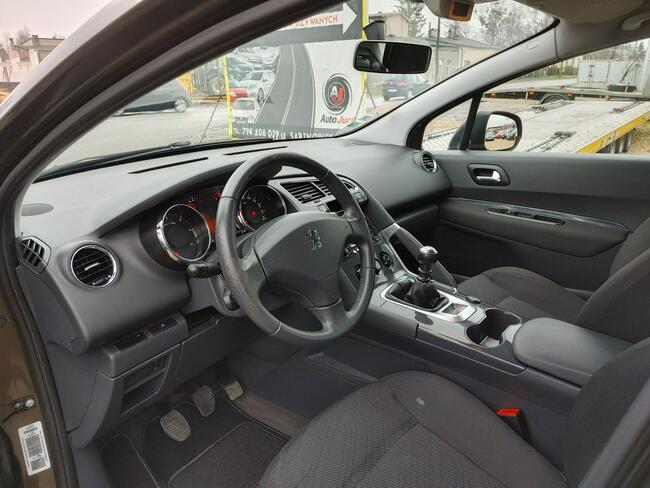 Peugeot 3008 1.6Hdi piękny kolor Klima zadbane rodzinne auto Opłacony Częstochowa - zdjęcie 3