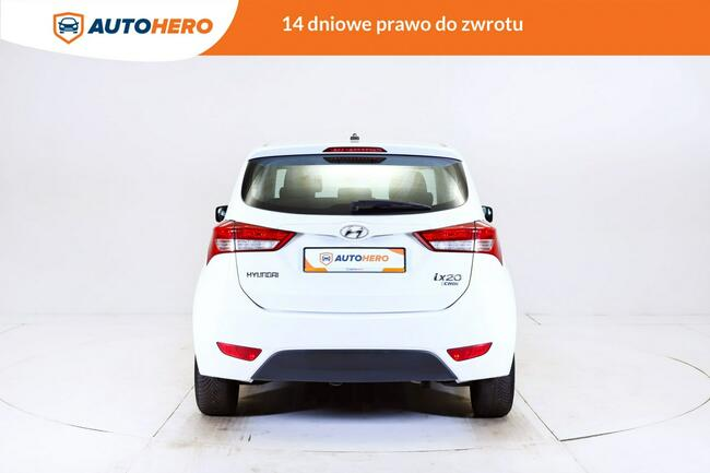 Hyundai ix20 DARMOWA DOSTAWA Klima, Multifunkcja, 1 wł. serwis. Warszawa - zdjęcie 5